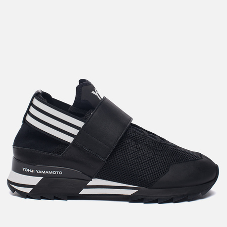 Женские кроссовки Y-3 Atira Core Black/White/Core Black