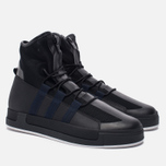 Женские кроссовки Y-3 Atta Core Black/Black Iris/White фото- 1