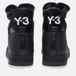 Женские кроссовки Y-3 Atta Core Black/Black Iris/White фото- 3