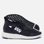 Женские кроссовки Y-3 Elle Run Core Black/Core Black/White фото- 2