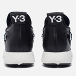 Женские кроссовки Y-3 Elle Run Core Black/Core Black/White фото- 3
