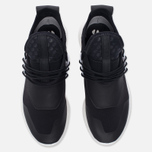 Женские кроссовки Y-3 Elle Run Core Black/Core Black/White фото- 4