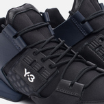 Женские кроссовки Y-3 Kanja Core Black/Black Iris/White фото- 5