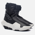 Женские кроссовки Y-3 Mira Boot Core Black/Core Black/White фото- 2