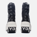 Женские кроссовки Y-3 Mira Boot Core Black/Core Black/White фото- 3
