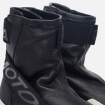 Женские кроссовки Y-3 Mira Boot Core Black/Core Black/White фото- 5
