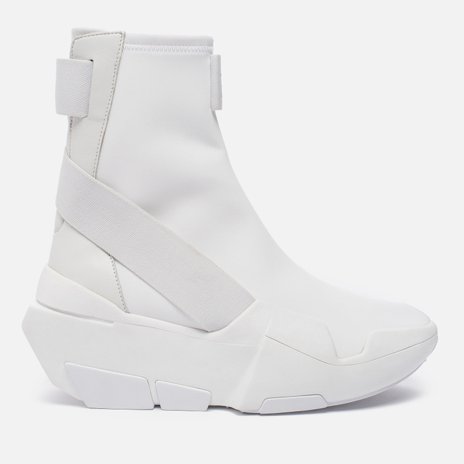 Женские кроссовки Y-3 Mira Boot Crystal White/Crystal White/White