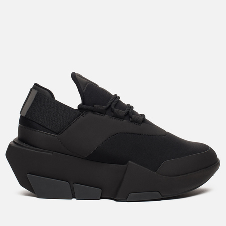 Женские кроссовки Y-3 Mira Sneaker Core Black/Dark Grey Heather Solid