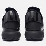 Женские кроссовки Y-3 Qasa Elle Lace Core Black/Utility Black/Core Black фото- 3
