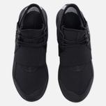 Женские кроссовки Y-3 Qasa Elle Lace Core Black/Utility Black/Core Black фото- 4
