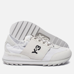 Женские кроссовки Y-3 Rhita Sport Crystal White/Crystal White/Light Solid Grey фото- 2