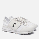 Женские кроссовки Y-3 Rhita Sport Crystal White/Crystal White/Light Solid Grey фото- 1