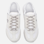 Женские кроссовки Y-3 Rhita Sport Crystal White/Crystal White/Light Solid Grey фото- 4