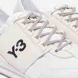 Женские кроссовки Y-3 Rhita Sport Crystal White/Crystal White/Light Solid Grey фото- 5