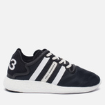 Женские кроссовки Y-3 Yohji Run Core Black/White/Core Black фото- 0