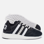 Женские кроссовки Y-3 Yohji Run Core Black/White/Core Black фото- 2