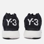 Женские кроссовки Y-3 Yohji Run Core Black/White/Core Black фото- 3