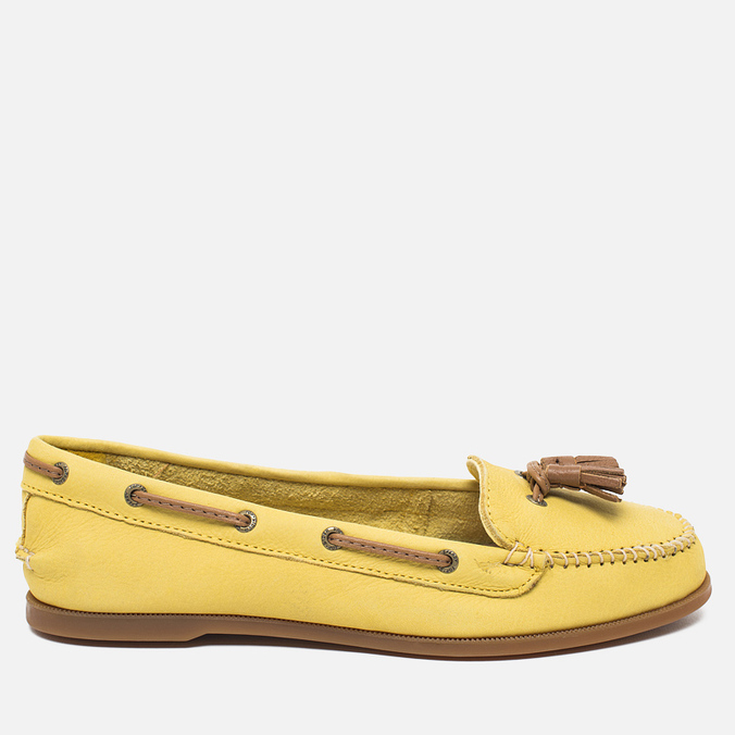 Женские лоферы Sperry Top-Sider Sabrina Leather Yellow