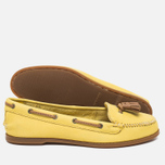 Женские лоферы Sperry Top-Sider Sabrina Leather Yellow фото- 2