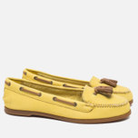 Женские лоферы Sperry Top-Sider Sabrina Leather Yellow фото- 1