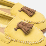 Женские лоферы Sperry Top-Sider Sabrina Leather Yellow фото- 5