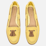 Женские лоферы Sperry Top-Sider Sabrina Leather Yellow фото- 4