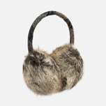 Barbour Carsten Women's fur headphones Fur Natural photo- 1
