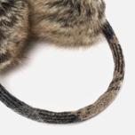 Женские меховые наушники Barbour Carsten Fur Natural фото- 2