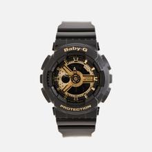 Наручные часы CASIO Baby-G BA-110-1A Black/Gold фото- 0