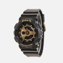 Наручные часы CASIO Baby-G BA-110-1A Black/Gold фото- 1