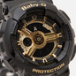 Наручные часы CASIO Baby-G BA-110-1A Black/Gold фото - 2