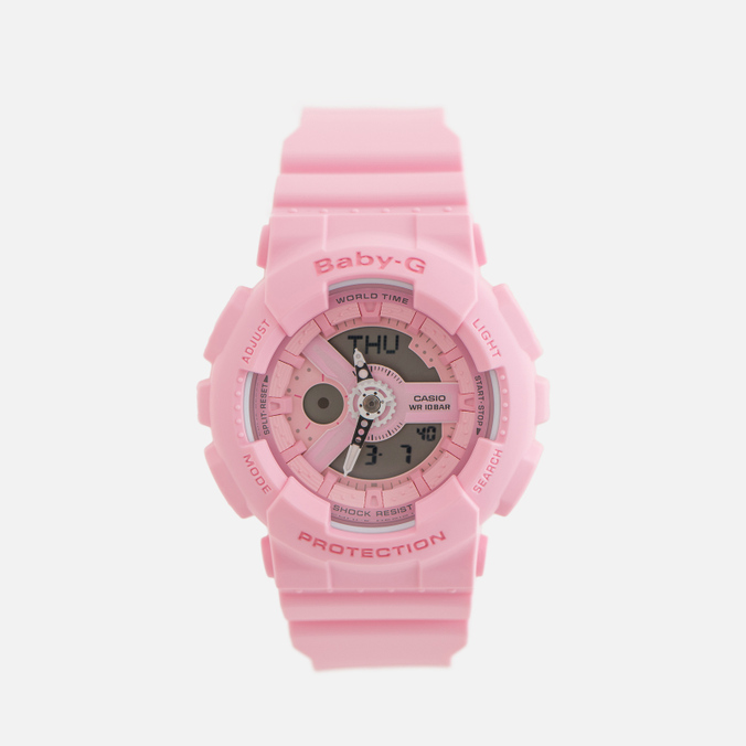 Женские наручные часы CASIO Baby-G BA-110-4A1 Pink