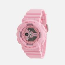 Женские наручные часы CASIO Baby-G BA-110-4A1 Pink фото- 1