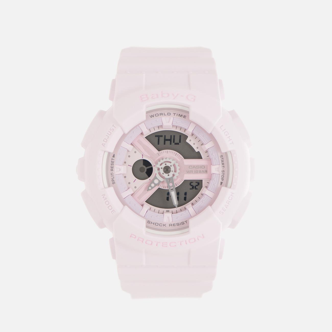 Женские наручные часы CASIO Baby-G BA-110-4A2 Lilac