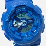 Женские наручные часы Casio Baby-G BA-110BC-2A Blue фото- 2