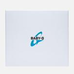 Женские наручные часы Casio Baby-G BA-110FL-3A Flower Leopard Sky фото- 5