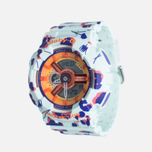Женские наручные часы Casio Baby-G BA-110FL-3A Flower Leopard Sky фото- 1