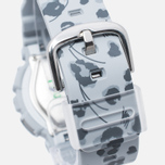 Casio Baby-G BA-110FL-8A Flower Women's Watch Leopard Grey photo- 3