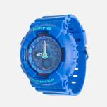 Женские наручные часы CASIO Baby-G BA-120LP-2A Leopard Pattern Blue фото- 1