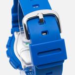 Женские наручные часы CASIO Baby-G BA-120LP-2A Leopard Pattern Blue фото- 3