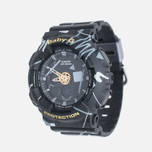 Женские наручные часы CASIO Baby-G BA-120SC-1A Graffiti Pattern Black фото- 1