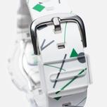 Женские наручные часы Casio Baby-G BA-120SC-7A Graffiti Pattern White фото- 3