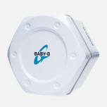 Женские наручные часы Casio Baby-G BA-120SC-7A Graffiti Pattern White фото- 4