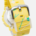 Женские наручные часы CASIO Baby-G BA-120SC-9A Graffiti Pattern Yellow фото- 3