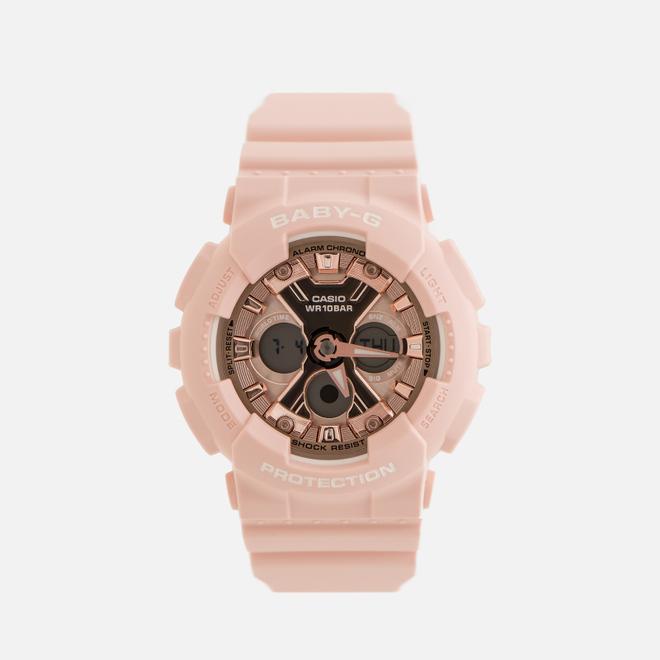 Женские наручные часы CASIO Baby-G BA-130-4AER Pink