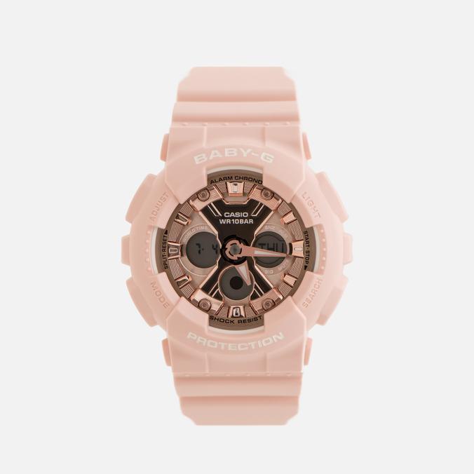 Фото - Наручные часы CASIO Baby-G BA-130-4AER casio часы casio ba 110nc 6a коллекция baby g