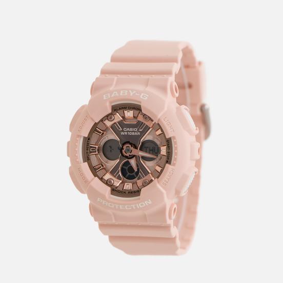 Наручные часы CASIO Baby-G BA-130-4AER Pink