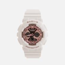 Женские наручные часы CASIO Baby-G BA-130-7A1ER White/Rose Gold фото- 0
