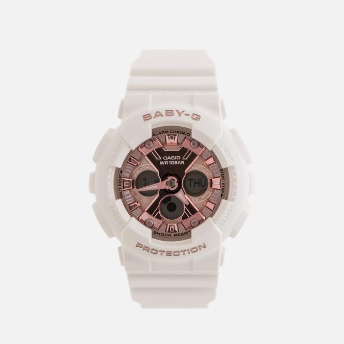 Фото - Наручные часы CASIO Baby-G BA-130-7A1ER casio часы casio ba 110nc 6a коллекция baby g