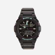 Женские наручные часы CASIO Baby-G BAX-100-1AER Navy/Mint фото- 0